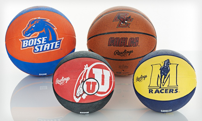 Rawlings NCAA Basketballs: Rawlings NCAA Basketballs (Up to 60% Off). Multiple Styles and Teams Available. Free Returns.