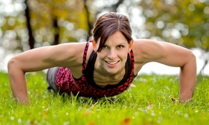 Mercer County Bootcamp: 5, 10, or 15 Classes at Mercer County Bootcamp (Up to 87% Off)