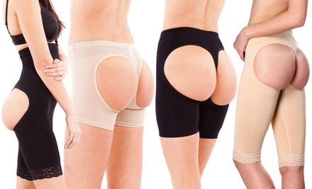 Women's Natural Butt-Boosting Technology Specialty Shapewear