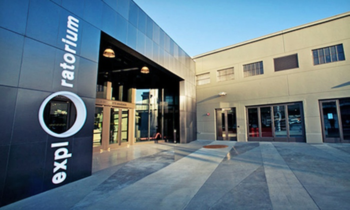 Exploratorium - San Francisco: $35 for a One-Year Individual Membership to The Exploratorium ($60 Value)
