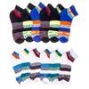 12-Pack of QuikSilver Moisture-Wicking Quarter Socks