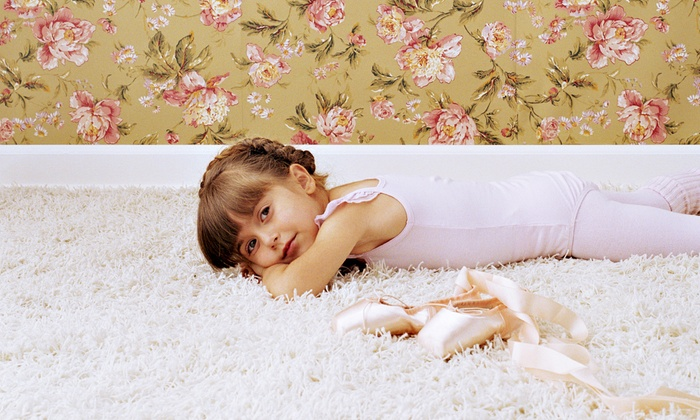 CleanCo - Kansas City: Carpet Cleaning for Three or Five Rooms and One Hallway or a Whole House from Clean Co (Up to 68% Off)