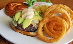 The Corner Tavern & Grill: American Food at The Corner Tavern & Grill (Up to 40% Off). Two Options Available.