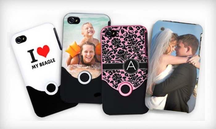 hot sale online 19fdb eff8f $16 for a Custom iPhone 3, 4, or 4S Case from CafePress ($32.99 List Price)