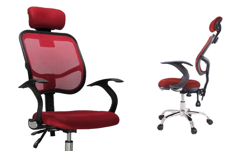 Sedie ergonomiche da ufficio   Groupon