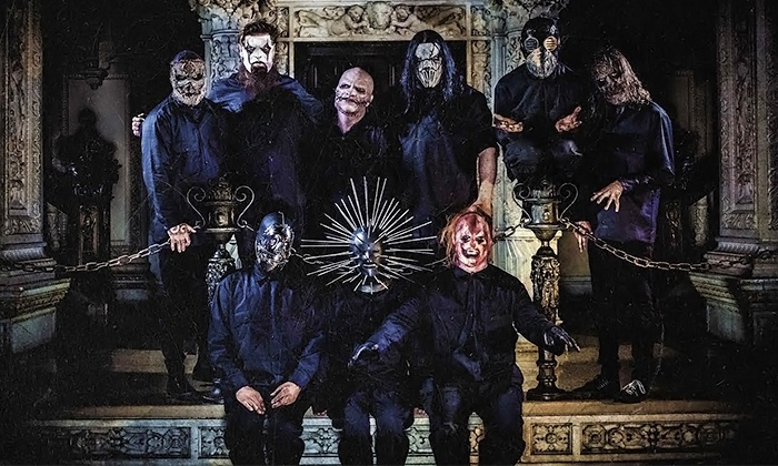 Slipknot - Hollywood Casino Amphitheatre – Chicago: Slipknot: Summer's Last Stand Tour with Lamb of God and Bullet for My Valentine on August 15 (Up to 50% Off)