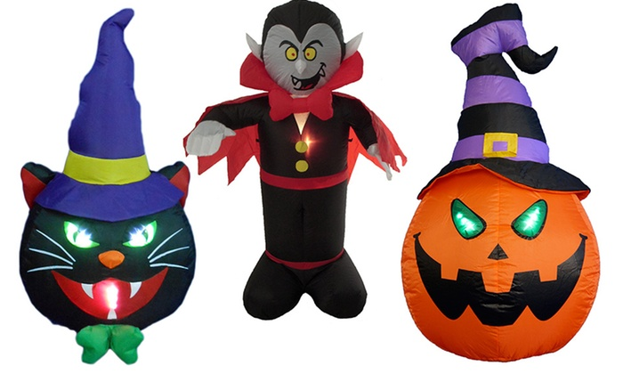 4 foot halloween inflatables clearance 4 foot halloween inflatables - Halloween Inflatables Clearance