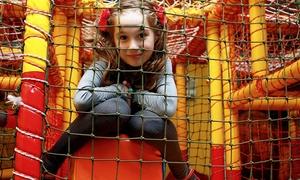 Djoombaland: 1 entrée matinée pour 1, 2 ou 4 enfants dès 3,90 € au parc de loisirs Djoomba Land