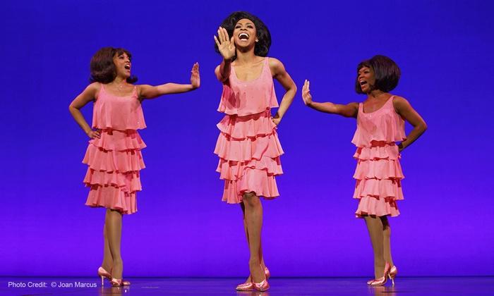 "Motown The Musical - Royal Alexandra Theatre: ""Motown the Musical"" (September 22–October 2)"