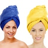 Hair-Drying Turbans