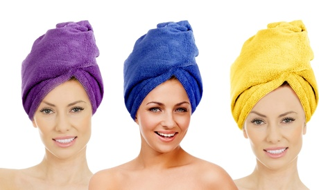Hair-Drying Turbans 88729262-752b-11e6-8149-00259069d868