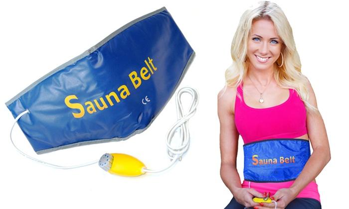 Evertone Insta-Sweat Heated Sauna Belt: Evertone Insta-Sweat Heated Sauna Belt.