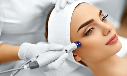 Hydro-Microbrasion: One ($29), Two ($54) or Three Visits ($75) at Advanced Aesthetics (Up to $240 Value)
