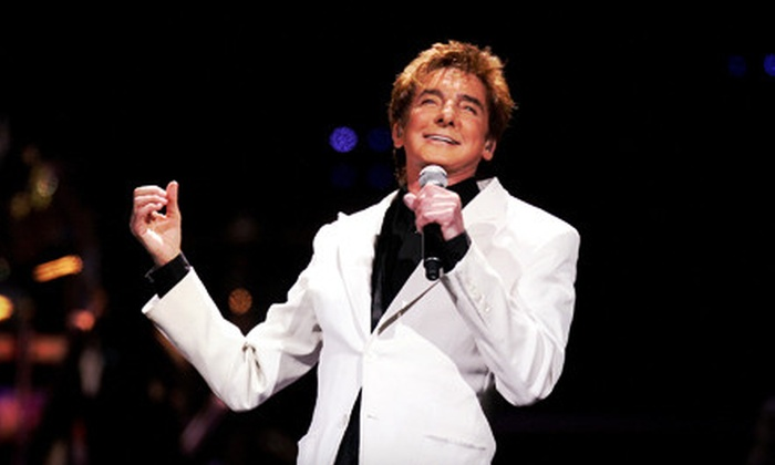 "Barry Manilow: Manilow on Broadway - Downtown: Barry Manilow: ""Manilow On Broadway"" at 1st Mariner Arena on Saturday, April 20, at 7:30 p.m. (Up to 51% Off)"