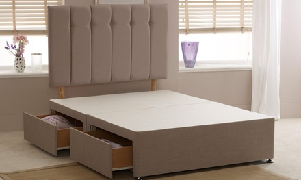 walmsley traditional divan base