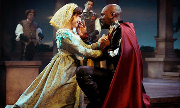 "Orlando Shakespeare Theater Presents ""Othello"" or ""Sense and Sensibility"" - Orlando Shakespeare Theater: $40 for Two to See ""Othello"" or ""Sense and Sensibility"" by the Orlando Shakespeare Theater ($80 Value)"