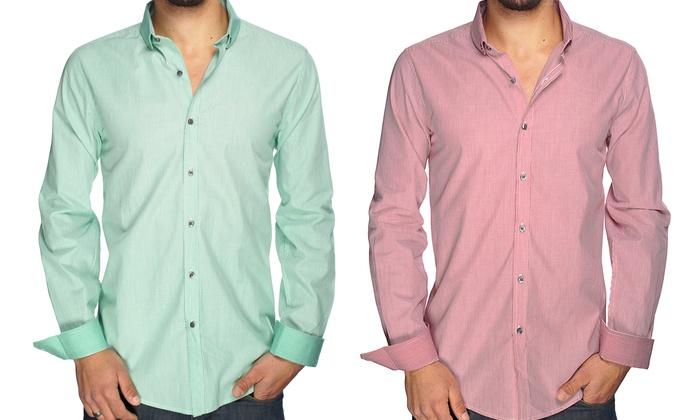 Harve Benard Button-Down Shirts