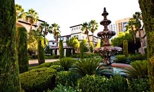 Elegant Suites Off Vegas Strip at Tuscany Suites & Casino, plus 6.0% Cash Back from Ebates.