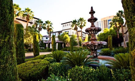 Stay with Dining and Beverage Credits at Tuscany Suites & Casino in Las Vegas, NV. Dates into December 2019.