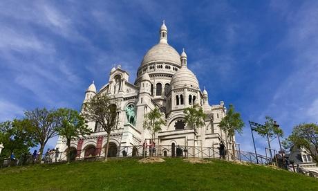 Paris: habitación doble para 2 con desayuno, bebida y late check out en Ibis Styles Paris Montmartre Nord