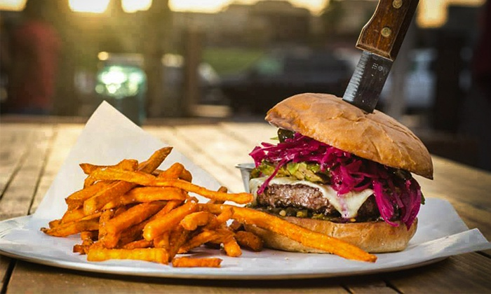 Boondocks Patio & Grill - Scottsdale: American Comfort Food at Boondocks Patio & Grill (Up to 46% Off)