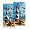 2-Pack of Lighthouse Beach Towels