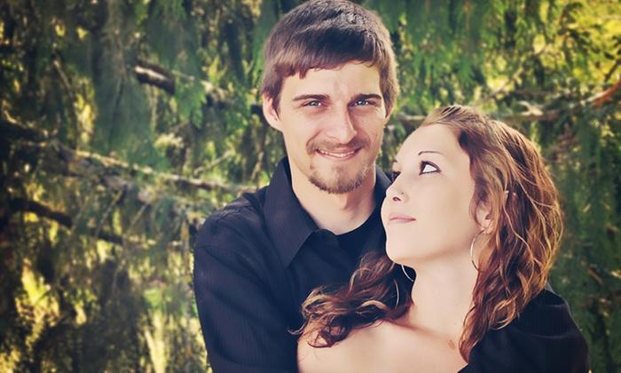 Amanda Evon Photography - Salem OR: 45-Minute Engagement Photo Shoot from Amanda Evon Photography (75% Off)