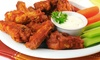 The Original Bobby V's Sports Bar - Downtown: Casual American Food and Drinks at The Original Bobby V's Sports Bar (50% Off). Two Options Available.