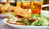 Java Joint - Mount Washington: $7 for Combo Meals and Drinks for Two at The Java Joint in Bardstown ($14.50 Value)