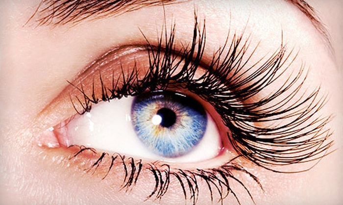 Oasis Nail Salon - Citrus Heights: One of Three Full Sets of Eyelash Extensions at Oasis Nails (Up to 70% Off)