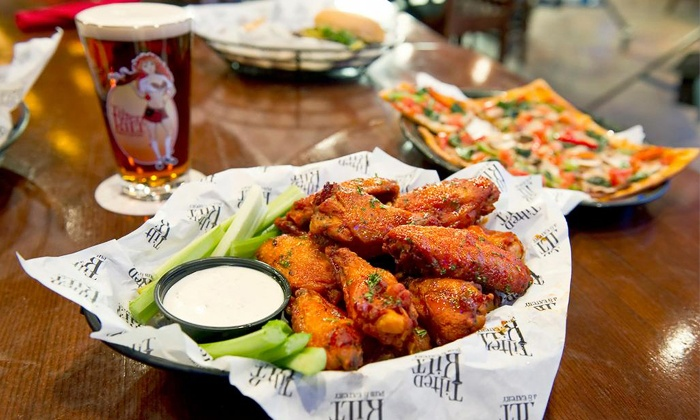 Tilted Kilt Pub & Eatery - Clearwater: $12 for $25 Worth of Pub Food and Drinks at Tilted Kilt Pub & Eatery