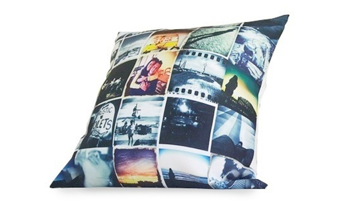 The Photo Cushion: Personalised Photo Cushion from R349.99 (Up to 62% Off)