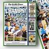 550-Piece Seattle Seahawks Puzzle