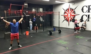 CrossFit Cheshire: $55 for One Month of Unlimited CrossFit Classes at CrossFit Cheshire ($210 Value)