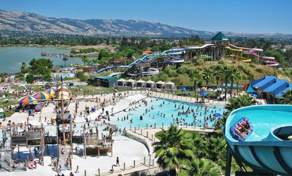 Up to 18% Off General Admission to Raging Waters San Jose