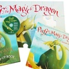 Puff the Magic Dragon Pop-Up Book and Jigsaw Puzzle Bundle