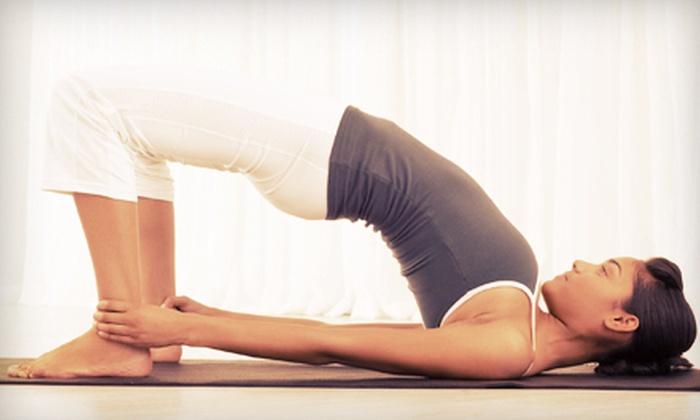 Autumn Sun Yoga - Bartlesville: 10 or 20 Yoga Classes at Autumn Sun Yoga in Bartlesville (Up to 57% Off)