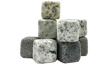 9 Whiskey Stones (1- or 2-Pack)