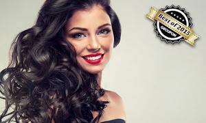 Le Coiffeur: Hairstyling inkl. Schnitt und Intensivkur, optional mit Farbe komplett, bei Le Coiffeur ab 29,90 € (bis zu 54% sparen*)