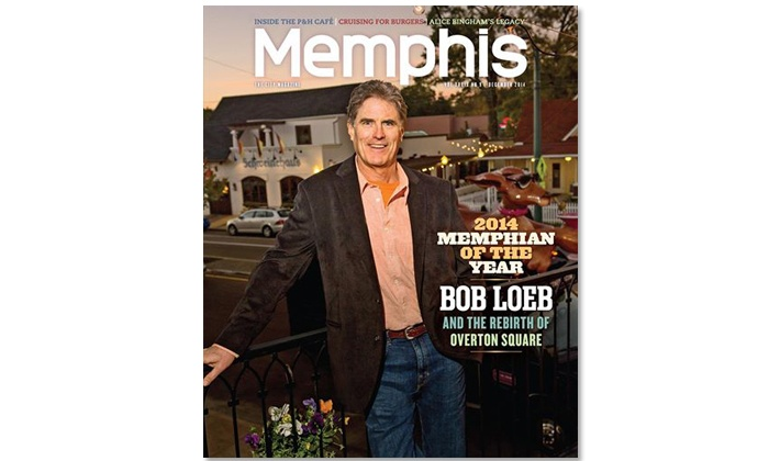 "Memphis Magazine - Memphis: One-, Two-, or Three-Year Subscription to ""Memphis Magazine"" (50% Off)"
