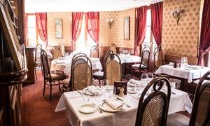 Au Petit Marguery, 17ème: Entrée, plat et dessert pour 2 personnes à 39 € Au Petit Marguery