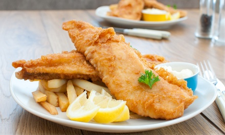 $22 for Two Groupons, Each Good for $20 Worth of Food at Rosie McCaffreys Irish Pub ($40 Total Value)