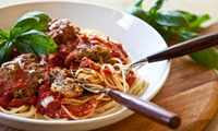 Two-Course Italian Meal for Two, Four or Six People at Pinocchios (Up to 52% Off)