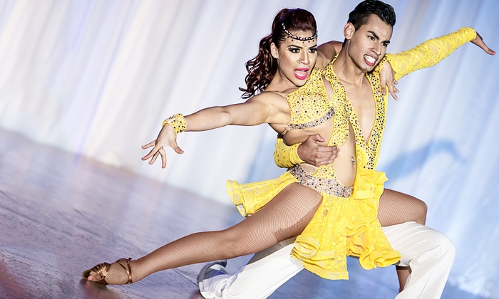 Andrew Cervantes - North Sacramento: One 60-Minute Private Salsa Lesson for Up to Two from Andrew Cervantes (50% Off)