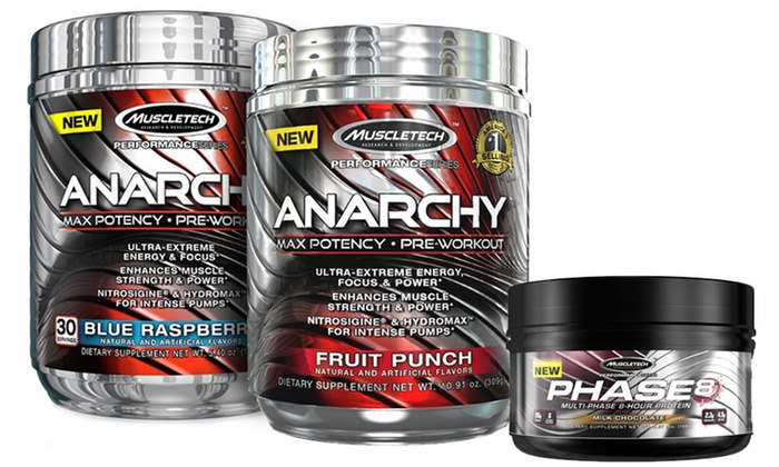 Anarchy supplement