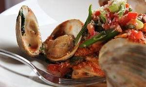 Cafe Chianti: Italian Cuisine for Lunch or Dinner at Café Chianti (Up to 50% Off)
