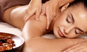 One Or Three 60-minute Deep-tissue, Sports, Prenatal, Or Aromatherapy Massages At The Body Bar (50%off)