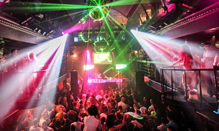 """House Music Hot Mix 5 DJs Live Show - Near North Side: History of House Music's """"House Music Hot Mix 5 DJs Live"""" for Two or Four with VIP Option at Vision Nightclub (Up to 78% Off). Six Dates Available."""