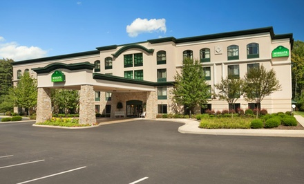 Stay at Wingate by Wyndham of Lake George in Lake George, NY. Dates into December.