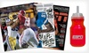 """ESPN The Magazine"": $13 for a One-Year Subscription to ""ESPN The Magazine"" with Free Shipping and a Water Bottle ($29.95 Value)"